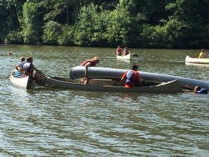 the canoeing rescue mission 2